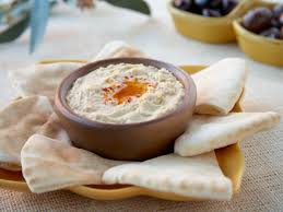 a recipe for low calorie hummus