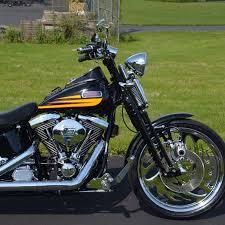 Harley Davidson Bad Boy Fxstsb Decals Stickerhauz