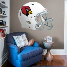 Fathead Arizona Cardinals Giant Removable Helmet Wall Decal