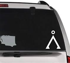 Amazon Com Gottalovestickerz Stargate Sg1 Permanent Vinyl Decal Sticker For Laptop Tablet Helmet Windows Wall Decor Car Truck Motorcycle Size 10 Inch 25 Cm Tall Color Gloss Black Home Kitchen