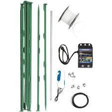 Ropesoapndope Dare Garden Safe Electric Fence Kit