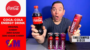 coca cola energy drink review how does