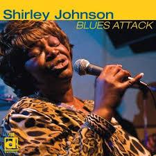 JOHNSON, SHIRLEY - Blues Attack - Amazon.com Music