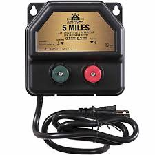 American Farmworks 5 Mile Ac Powered Low Impedance Charger Ea5m Afw At Tractor Supply Co