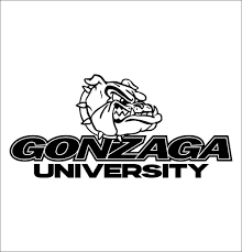 Gonzaga Bulldogs Decal North 49 Decals