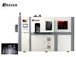 molding machine for jars bravan