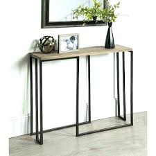 thin side table web narrow with drawers