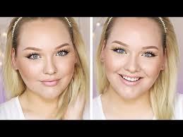 flirty everyday natural makeup tutorial