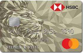 credit card offers benefits hsbc