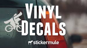 Vinyl Decals Sticker Mule