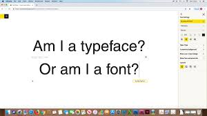 font vs typeface the ultimate guide