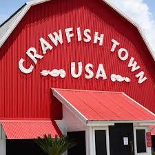 Crawfish Town USA - Avis - Henderson (Louisiane) - Menu, prix, avis sur le  restaurant | Facebook