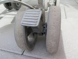 breaks on maclaren techno xlr buggy