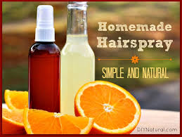 diy hair spray make this simple and