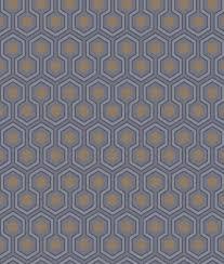 hicks hexagon wallpaper by vanillawood