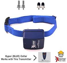 Amazon Com Extreme Dog Fence Collar 7 5v Battery Underground Electric Dog Fence Collar Receivers Pet Supplies