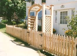 Protection Fence Co Specialty Arbors Railing Guardrail Trellis Pergola Protection Fence Co
