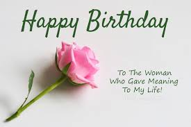 the cutest birthday wishes for wife true love words