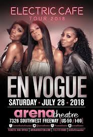 EN VOGUE Live in Concert – Solcieti Houston