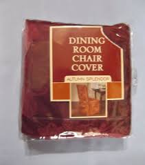 vintage dining room chair cover slip