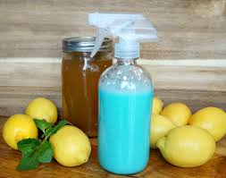 how to make citrus vinegar for cleaning