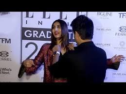 matching makeup man and indian actress