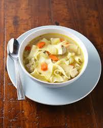 pressure cooker en noodle soup