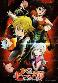 Nanatsu no taizai (TV Series 2014– ) - IMDb