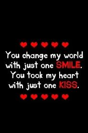 inspirational love quotes changed my world took me heart