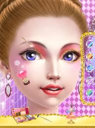 princess makeup salon game free