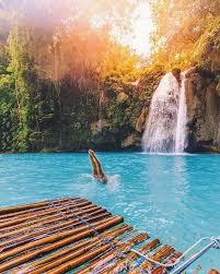 quotes of life kawasan falls 🇵🇭 cr travel vibe