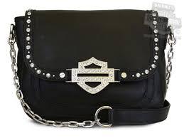 harley davidson womens leather backpack