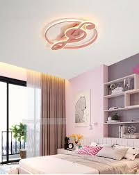 2020 Music Note Acrylic Light For Kids Room Bedroom Ceiling Light Child Room Ceiling Lamp Baby Room Girl Lamp Girls Ceiling Light Led From Wyiyi 119 35 Dhgate Com