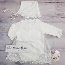 Cho các mẹ có bé gái ❤ Body váy ren... - MaiHương Baby - Chuyên đồ cho mẹ  và bé sơ sinh