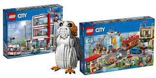 Score the lowest prices of the year on LEGO City, Minecraft Star ...