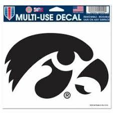 University Of Iowa Stickers Decals Bumper Stickers