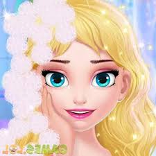 ice princess makeup fever 1 make up