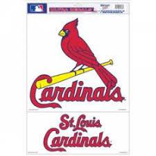 St Louis Cardinals Stickers Decals Bumper Stickers