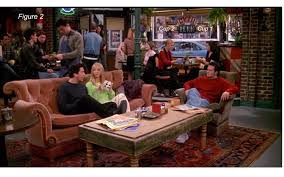 The Central Perk Sign In Friends Doesn T Make Any Sense An In Depth Look At How The Consistency Of The Steam And Cups Inside And Outside Of The Coffee Shop Is A Massive
