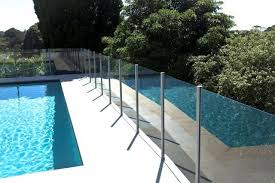 frameless glass fence systems