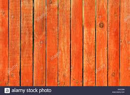 Orange Painted Fence High Resolution Stock Photography And Images Alamy