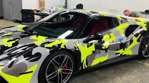 Car Wrapping Company Miami Custom Vehicle Decals Lettering Florida
