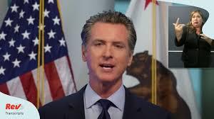 California Briefing Transcript April 14 ...