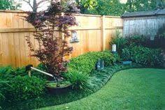20 Landscape Fenceline Ideas In 2020 Backyard Landscaping Garden Design Yard Landscaping