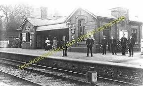 Kimberley West Railway Station Photo. Ilkeston - Watnall. Basford Line. (1)    eBay