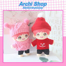 Doll búp bê Jimin - Jhope -RM - Jin