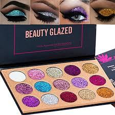 beauty glazed 15 colors glitter