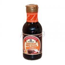 teriyaki bbq sauce with honey kikkoman