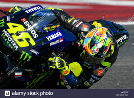 Misano Adriatico, Italy, 30 Aug 2019, 46 VALENTINO ROSSI YAMAHA FACTORY  RACING during Official Test MotoGP In Misano Adriatico (RN) 2019 - MotoGP -  Credit: LPS/Alessio Marini/Alamy Live News Stock Photo - Alamy