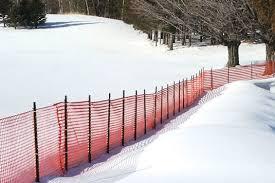 Construction Fencing Posts Csi Geoturf